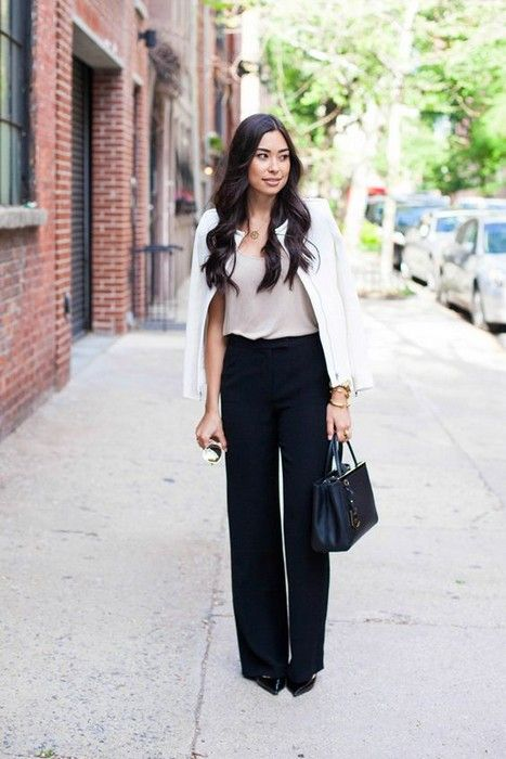 Check out these cute outfits for a new job!