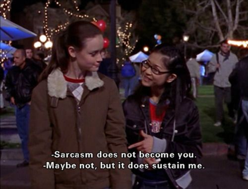 Living Like a Gilmore: 10 Gilmore Girl quotes that are Totally Relatable