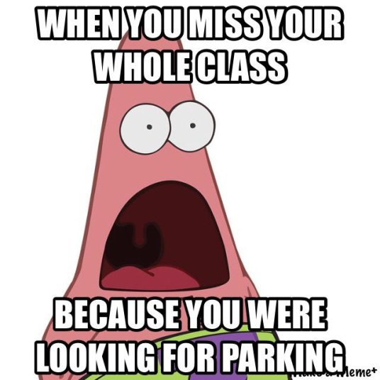 Check out these CSUN parking struggles that every student here will understand!