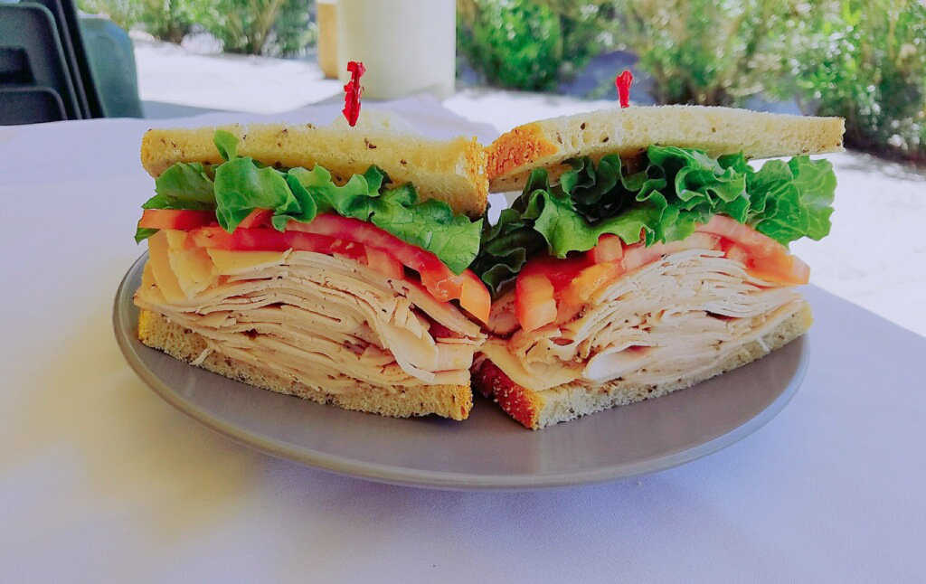 food places in Palm Springs