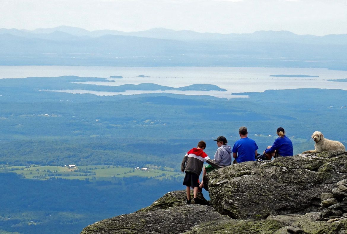 This is one of the best hiking in Vermont spots.