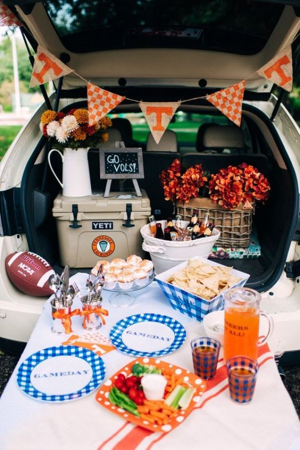 12 Game Day Essentials To Bring To A Football Game