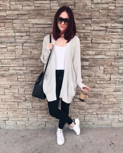 10 Comfy and Casual Outfit Ideas to Wear When you Don't Feel Like Wearing Jeans to that 8 a.m. Class