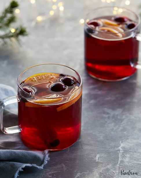 18 Fancy Christmas Cocktails Recipes For Your Holiday Party