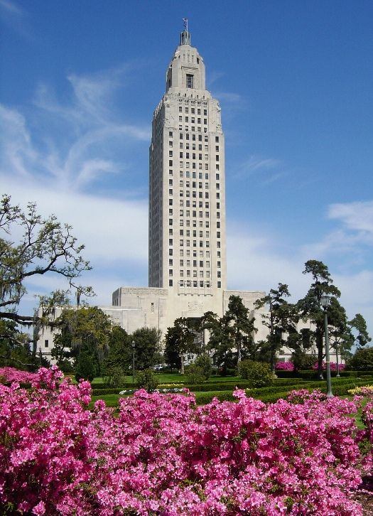 The Ultimate Baton Rouge Bucket List