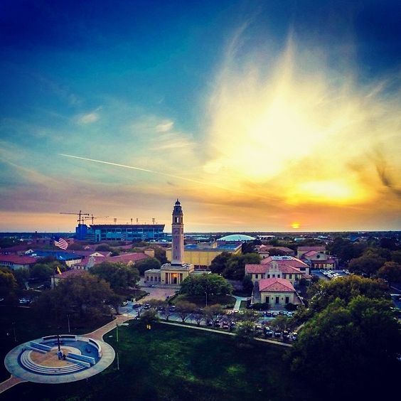 A Few Things To Love About Baton Rouge