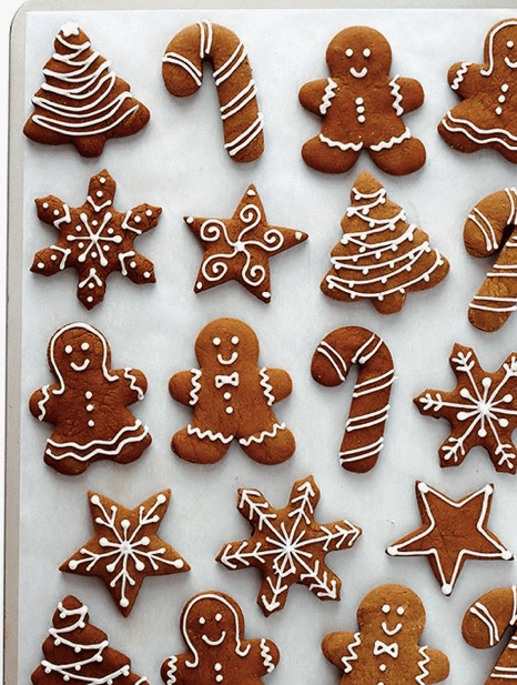 12 Christmas Cookie Recipes To Bake For The Whole Family