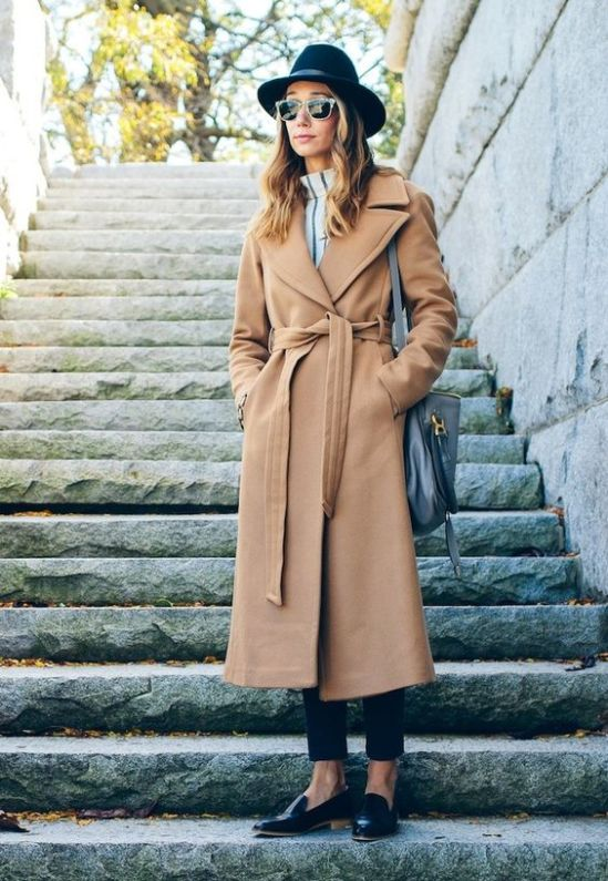 12 Winter Coat Outfits To Stay Trendy During The Colder Months