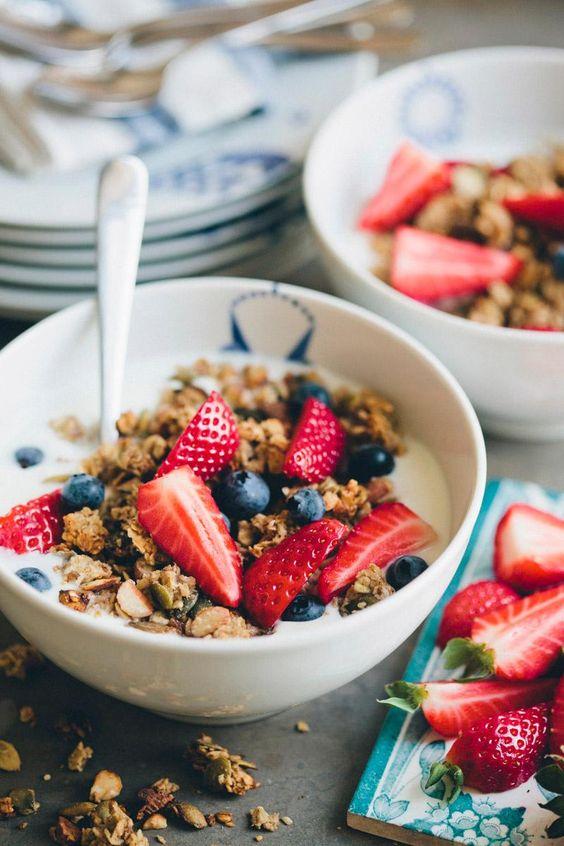 20 Healthy Snack Ideas