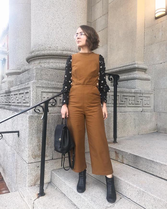 Minimalist Fashion Instagrammer to Follow