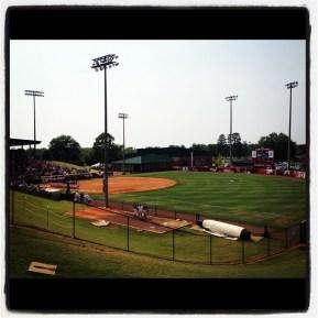 Rhoads Stadium, Alabama Softball