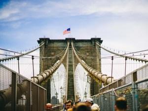 Hospitality internship Brooklyn bridge USA