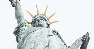 Hospitality internship USA statue of liberty
