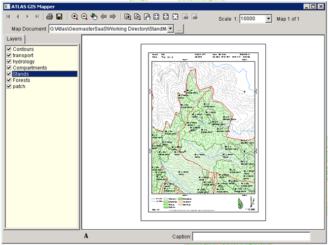 Using ESRI ArcGIS for Desktop with GeoMaster in the Cloud