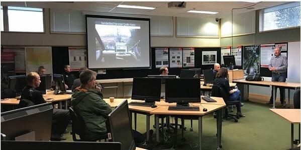 Forest Harvester System Management Workshop in Rotorua 2017