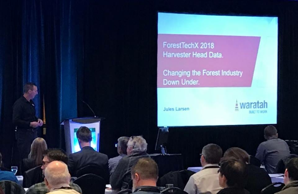 ForestTech X Conference – Canada