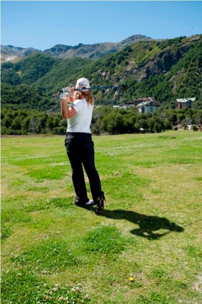 Arco e Flecha - Chillán no Verão