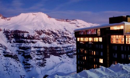 Hotel Tres Puntas, Valle Nevado, Chile