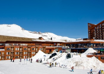Hotel Valle Nevado – Temporada 2019