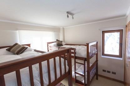 Valle Nevado - dormitório