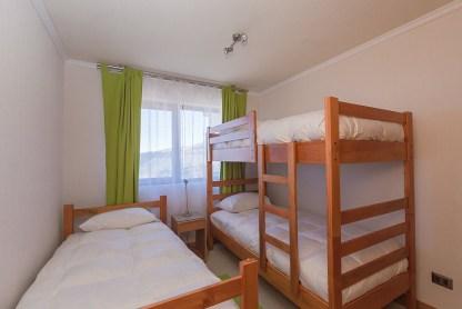 Valle Blanco - 2 dormitórios - segundo dormitório