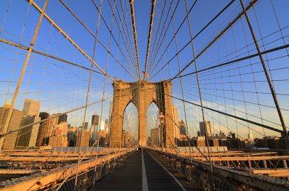 Ponte do Brooklyn, New York