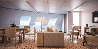 Silversea Cloud Expeditions - Grand Suite