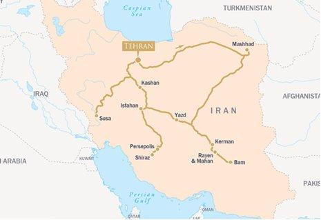 mapa-iran