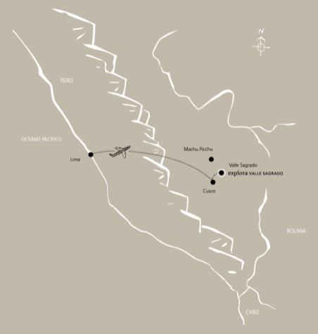 Mapa - Explora Valle Sagrado