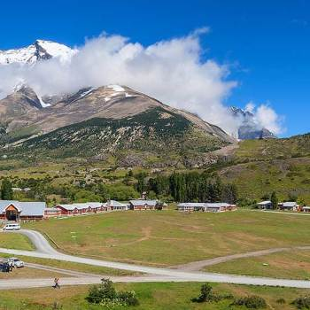 Hotel Las Torres, Torres del Paine - Chile