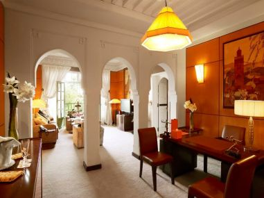Hotel La Mamounia 5