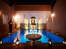 Hotel La Mamounia - Swiming Pool