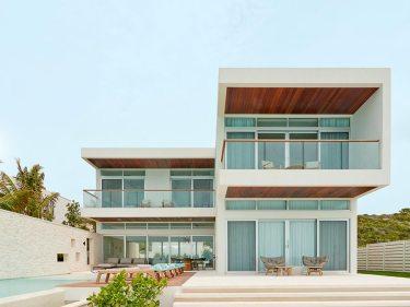 Luxuosas Villas em Turks & Caicos, no Caribe