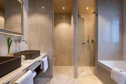 Suite Apartment Bathroom