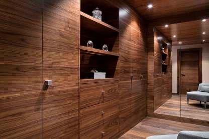 Suite Apartment Master Dressing Room