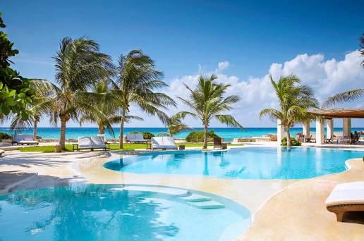 Viceroy Riviera Maya - Infinity-Pool-Horizontal
