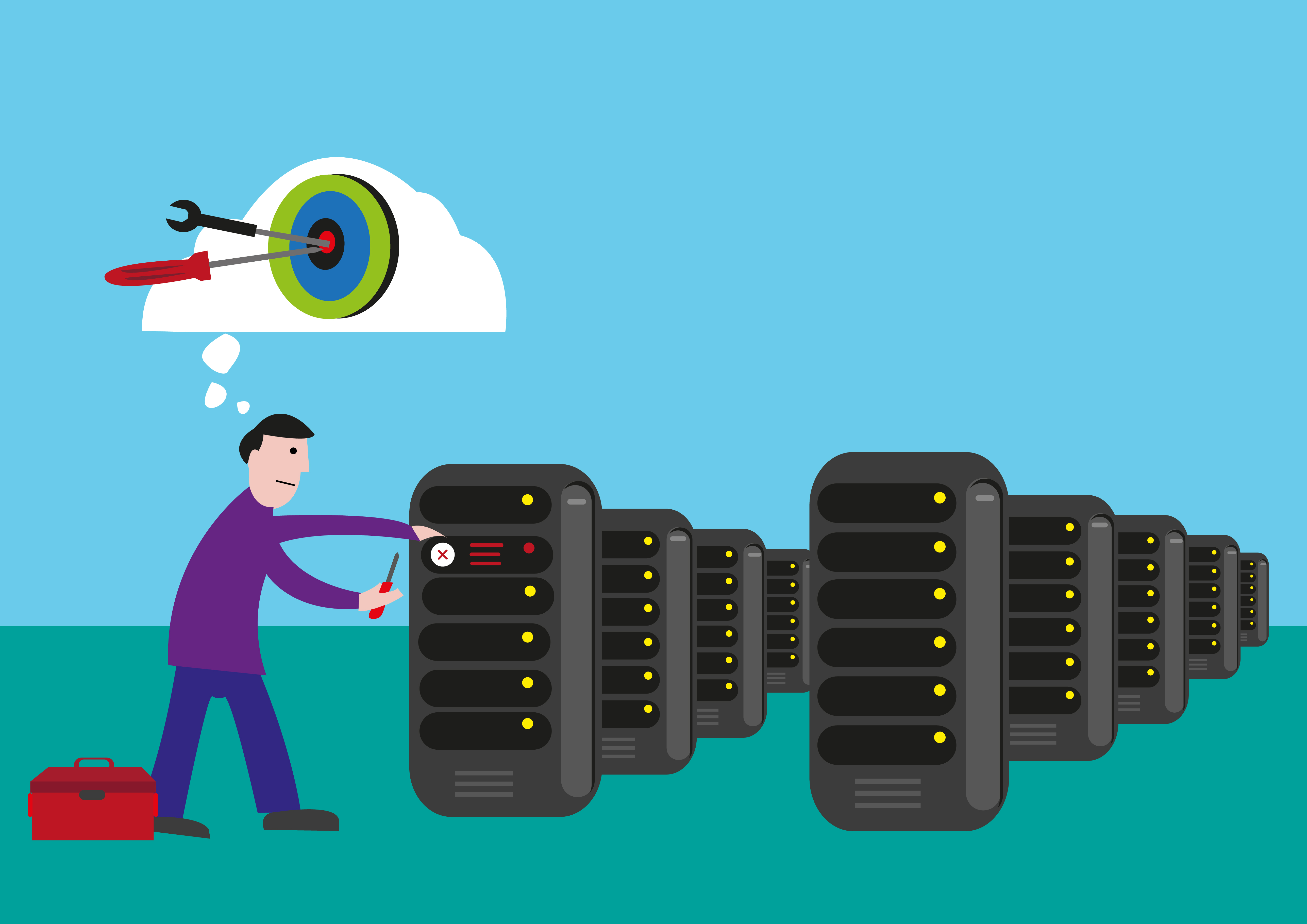 How to Avoid Downtime During Cloud Migration? - InterPole Cloud