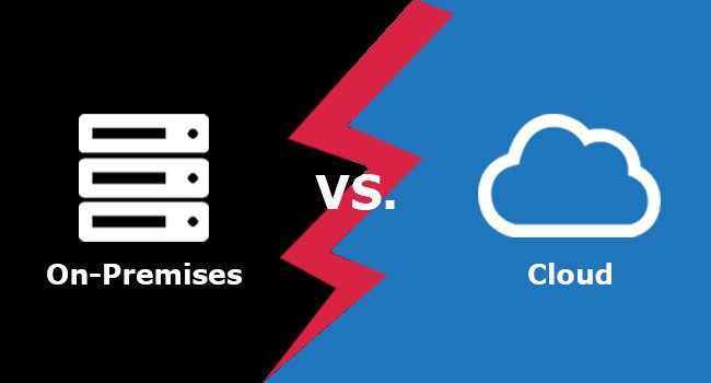 Is On-premise cheaper than public cloud?