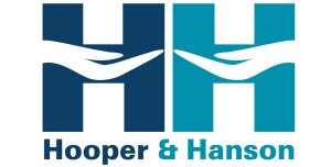 Hooper & Hanson Logo Design