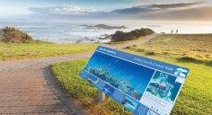 Wayfinding Signage, Solitary Islands Coastal Walk