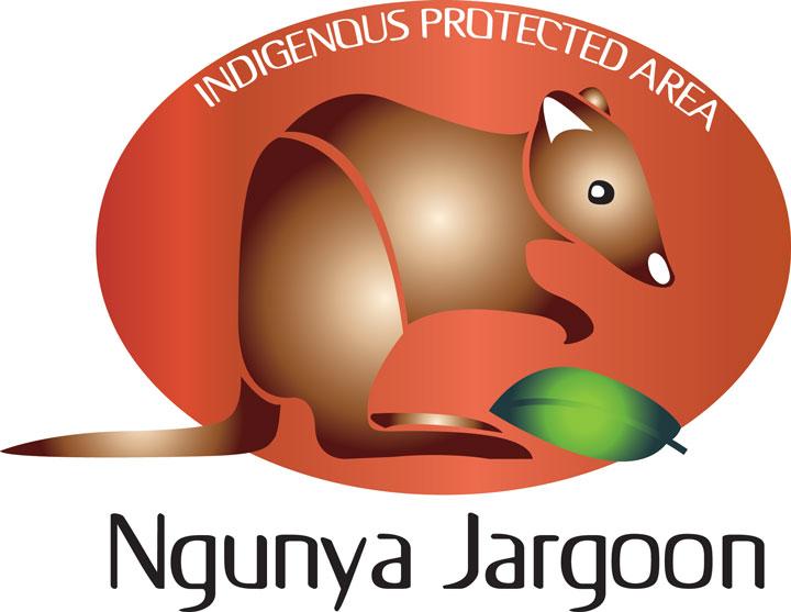 Aboriginal Logo Design, Ngunya Jargoon IPA