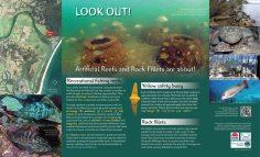 Reef Ball environmental panel
