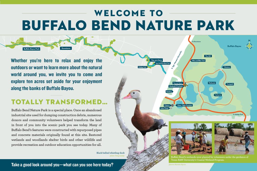 Buffalo Bend Nature Park