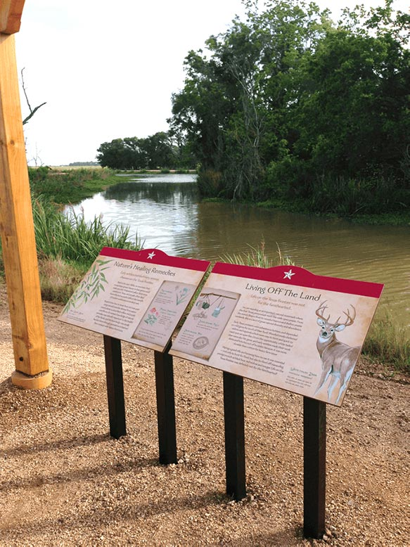 George Ranch Heritage Trail