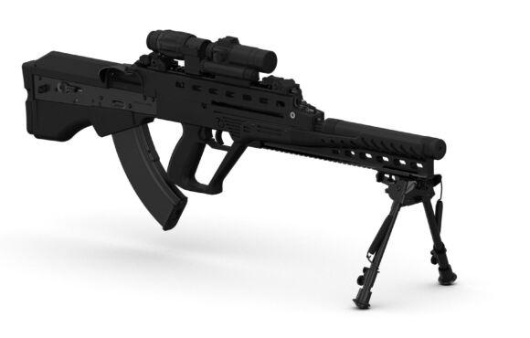 «Шепіт» – безшумна гвинтівка