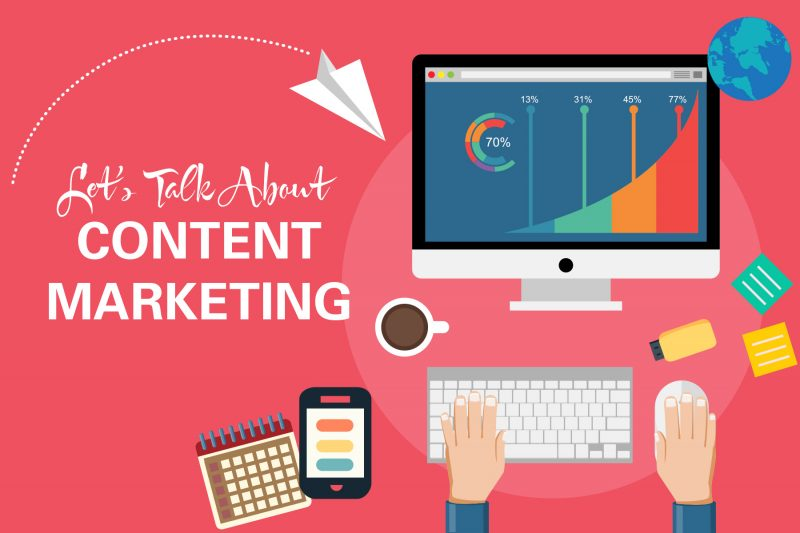 Four Tricks for Your Content Marketing Strategy