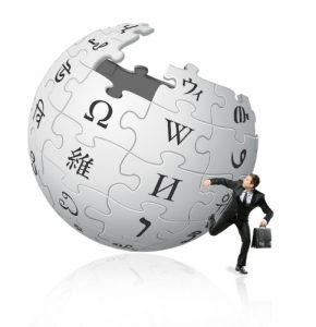 Wikipedia Man