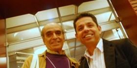 Evento Nobre: Miguel Sanches Neto e Affonso Romano de Sant´anna