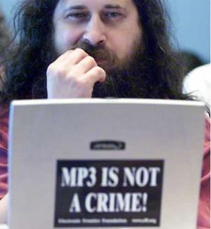 """Richard Stallmann, o """"pai"""" do Software Livre"""