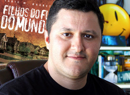 O autor Fábio M. Barreto